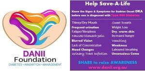 Awareness_Help Save a Life-DKA