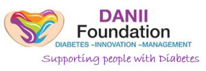 DANII Logo supporting Diabetes