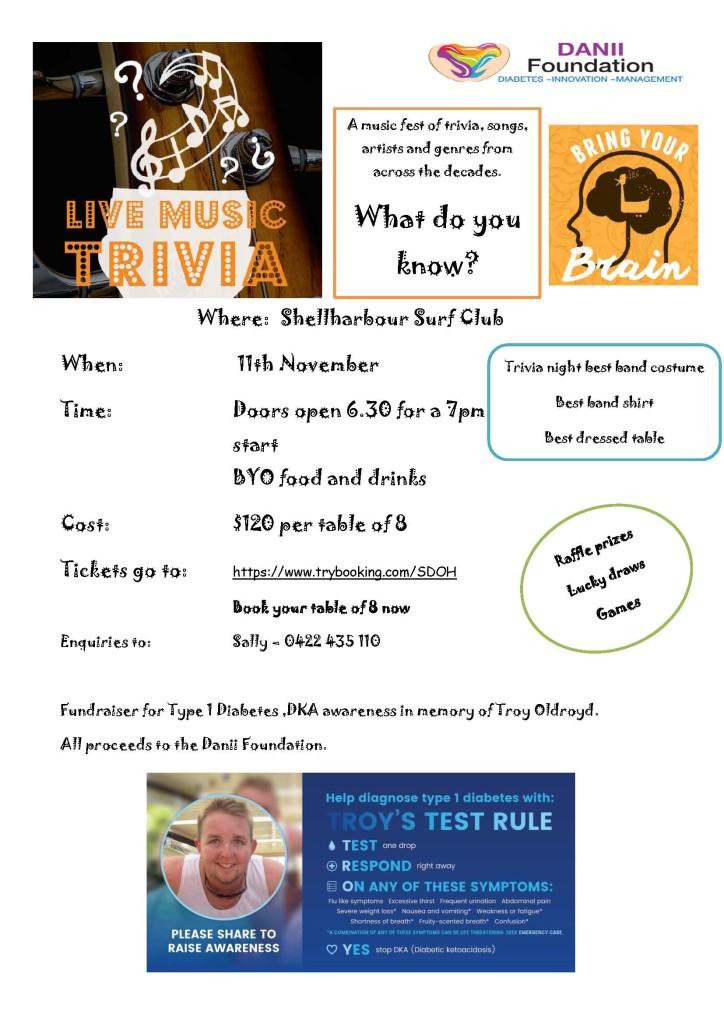 Troy Oldroyd_Trivia Night fundraiser_2017-NSW