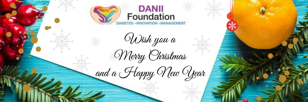 2017 DEC Update From DANII Foundation Supporting T1d ~ May Your Christmas Sparkle