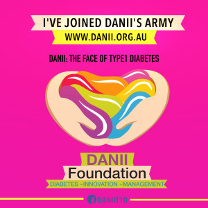 Danii's Army FB profile